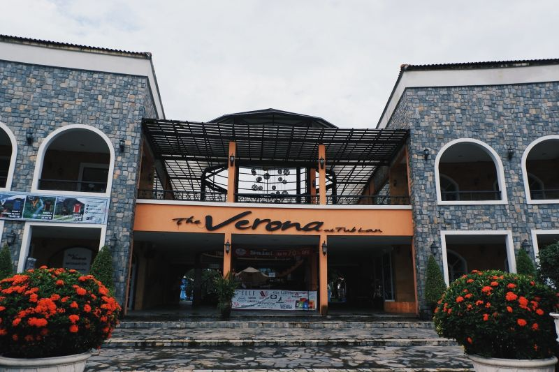 The Verona at Tublan สถานที่เที่ยว ชม ชิม ช็อป จบครบในที่เดียว