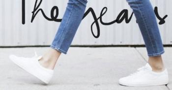 วิธีดูแลรองเท้าผ้าใบสีขาว สะอาด อยู่กับเราไปนานๆ