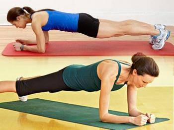 7 ประโยชน์ดีๆ ที่ได้จากการ PLANKS ลดหน้าท้อง - แบนราบ สุขภาพดี