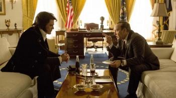 總統與歌神/當貓王碰上總統(Elvis and Nixon)劇照