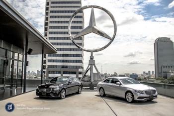 'เบนซ์สตาร์แฟลก'สร้างประวัตศาสตร์ใหม่ ขายรถยันเที่ยงคืน/พร้อมลุ้นรับเพิ่มอีก10ล้าน