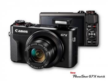 ใหม่! แคนนอน เปิดตัว PowerShot G7 X Mark II สุดยอดกล้องคอมแพ็คระดับพรีเมี่ยม