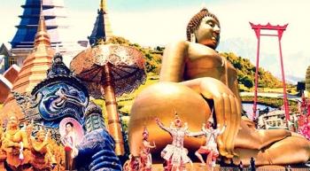 เผยผลสำรวจ\'ไทย\'ติดอันดับ 2 ประเทศที่ชาวจีนนิยมท่องเที่ยว