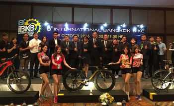 \'นีโอ\'จับมือ\'ททท.-ทีเส็บ\' จัดInternational Bangkok Bike โชว์จักรยานนวัตกรรมใหม่2017 ลัดฟ้าจากยูโรไบค์ให้นักปั่นได้สัมผัสอย่างใกล้ชิด
