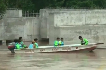 พบแล้ว!ศพฝีพายเรือล่มป่าสัก ระดมทีมค้นหาผู้สูญหายอีก1ราย