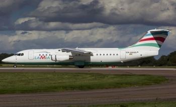 จับซีอีโอสายการบินโบลิเวียเหตุเครื่องบินตก