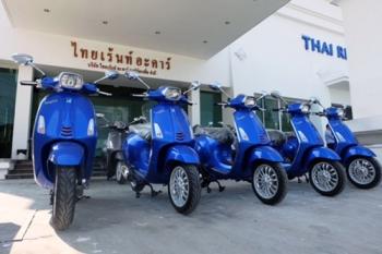 ไทยเร้นท์อะคาร์  รุกธุรกิจเช่ารถจักรยานยนต์