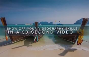 อนันตรา เวเคชั่น คลับ จัดการประกวดคลิปวิดีโอการท่องเที่ยว