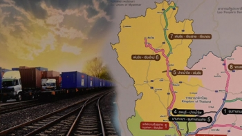 แจง!โครงการรถไฟ\'เด่นชัย-เชียงราย\' เพิ่มระบบรางคู่วงเงิน7หมื่นกว่าล้าน