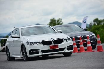 The All New BMW 5 Series สุดยอดเทคโนโลยีแห่งทศวรรษ