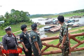 สรุปภารกิจทวงคืนผืนป่ากาญจนบุรี จนท.จัดเต็ม!ยึดจับกุมดำเนินคดี