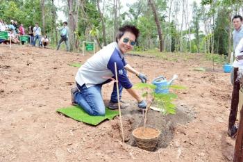โครงการ 'รักษ์โลกกับลามิน่า' ปีที่ 10