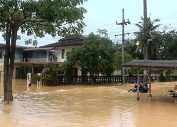 21จังหวัดประสบอุทกภัยคลี่คลายแล้ว! ปภ.เตือนไทยยังมีฝนฟ้าคะนอง
