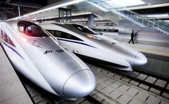 """""""จีน""""รับหลักการ ทดสอบความรู้วิศวกร-ถ่ายทอดเทคโนดลยีรถไฟเร็วสูง"""