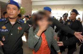 ฎีกายืนคุกสาวเสื้อแดง  เซ่นบึ้ม'ภูมิใจไทย'  เหลืออีก2ยังหนีคดี