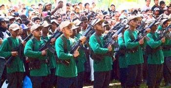 ประธานาธิบดีฟิลิปปินส์ขู่ยุติ เจรจาสันติภาพกับกลุ่มกบฏคอมมิวนิสต์
