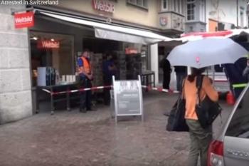 ตำรวจสวิตเซอร์แลนด์จับมือเลื่อยทำร้ายคน (ชมคลิป)