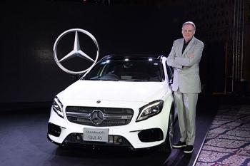 'เมอร์เซเดส-เบนซ์'เปิดตัว'The GLA'โฉมใหม่ มาพร้อม'Mercedes-AMG GLA 45 4MATIC'