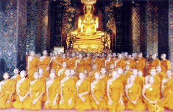 พิธีบรรพชาสามเณรเฉลิมพระเกียรติ 86 รูป ถวายเป็นพระราชกุศล แด่ พระบาทสมเด็จพระปรมินทรมหาภูมิพลอดุลยเดช