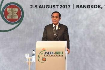 \'บิ๊กตู่\'เปิด\'ASEAN-India Expo and Forum\' สู่การเติบโต-เสถียรภาพของศก.โลก