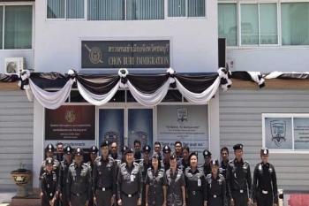 'ตม.ชลบุรี'เปิดโครงการหน่วยรับตรวจต้นแบบฯ
