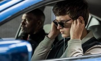 หนังแอ็คชั่นแหวกแนว 'BABY DRIVER  เบ [บี้] จี้ ปล้น'