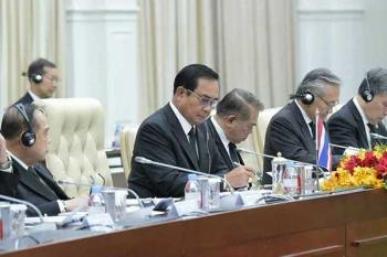 ลงนาม2ฉบับไทย-กัมพูชา เปิดด่าน4แห่งร่วมมือแก้ค้ามนุษย์-ยาเสพติด