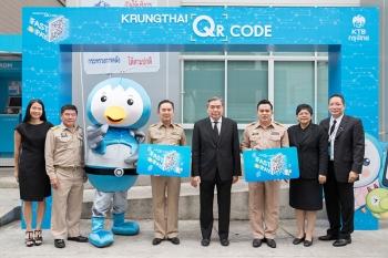 'คลัง-กสทช.'หนุนเงินดิจิทัล 'กรุงไทย-ออมสิน'นำร่องใช้QR Code