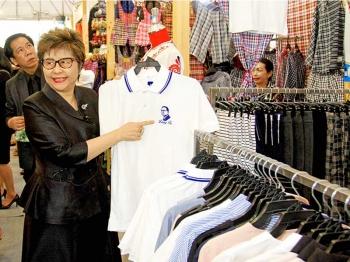 'รวมสุดยอดสินค้าดี เอสเอ็มอีทั่วถิ่นไทย' ที่ ตลาดคลองผดุงกรุงเกษม