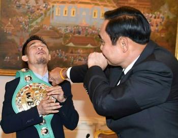 'บิ๊กตู่'กำชับศรีสะเกษ ป้องกันแชมป์โลกให้นานที่สุด
