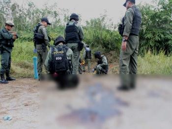 เอาคืนจับแก๊งปล้นรถนาทวี ศรีวราห์สั่งล่าโจรใต้บึ้มดับทหาร