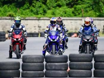ยามาฮ่า จัดกิจกรรม R-Series Exclusive Test 'Race Your Heart'