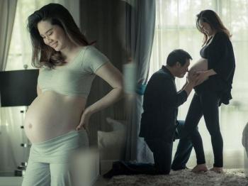 อบอุ่น!\'นุ้ย สุจิรา\'อวดท้องโตแชะภาพครอบครัว เตรียมตัวคลอดลูกคนที่2