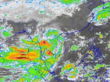 อุตุฯเตือน\'ทกซูรี\'กระทบไทย หลายพื้นที่เสี่ยงน้ำท่วม