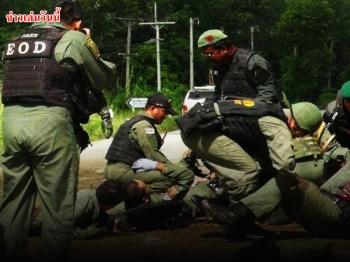 ตาต่อตา!ไม่เจรจาโจรใต้สุดโต่ง ทหารลั่นจัดการเด็ดขาด จับแล้ว1บึ้มอีโอดี
