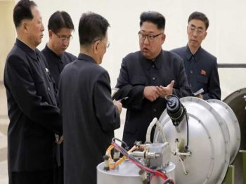 โสมแดงกร้าว! ยิ่งคว่ำบาตรยิ่งพัฒนานิวเคลียร์