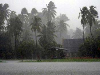 ร่องมรสุมพาดผ่าน '4ภาค-กทม.'ฝนตกต่อเนื่อง