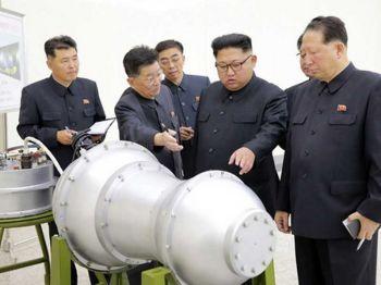 ผู้นำคิมจ่อทดสอบระเบิดไฮโดรเจน โต้กลับเอาคืนทรัมป์ขู่นำทหารลุยโสมแดง