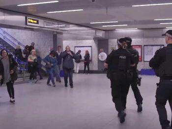 อังกฤษปล่อยผู้ต้องสงสัย2คน พัวพันบึ้มรถไฟใต้ดินกรุงลอนดอน (ชมคลิป)