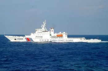 \'จีน\'แล่นเรือใกล้เกาะพิพาท\'ญี่ปุ่น\' เป็นครั้งที่สองในรอบ4วัน