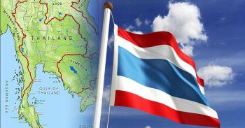 จากแดงเกลี้ยงถึงไตรรงค์ ย้อนประวัติศาสตร์ธงชาติไทย