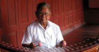 สิ้นครูสำราญ เกิดผล ศิลปินแห่งชาติสาขาดนตรีไทย ด้วยวัย90ปี