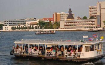 ประกาศ'แม่น้ำเจ้าพระยา'เป็นพื้นที่ควบคุมเดินเรือชั่วคราว3วัน