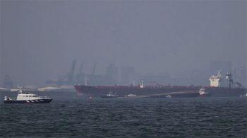 พบแล้ว11ศพ เหตุเรือประมงจีนชนเรือน้ำมันฮ่องกง