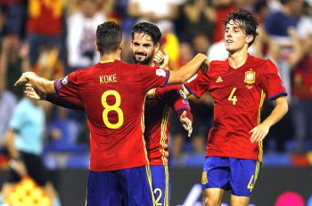 ได้แล้ว11ชาติเล่นรอบท้ายบอลโลก 'สเปน'ตีตั๋ว-'โปแลนด์'ขอแค่เจ๊าเข้าแน่