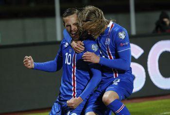 'ไอซ์แลนด์'พังสถิติใหม่!ตีตั๋วบอลโลก