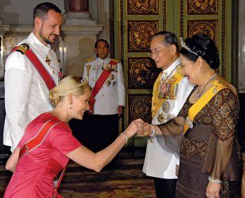 มกุฎราชกุมาร\'นอร์เวย์\' เสด็จฯร่วมพระราชพิธีถวายพระเพลิงร.9
