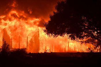 เหยื่อไฟป่า\'แคลิฟอร์เนีย\'เพิ่ม23ศพ ระดมจนท.8พันนายช่วยควบคุมเพลิง