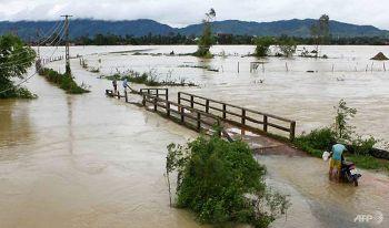 พายุถล่ม\'เวียดนาม\'น้ำท่วมฉับพลัน จมดับ37ราย-บ้านพังเสียหายหมื่นหลัง