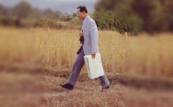 น้อมรำลึกในพระมหากรุณาธิคุณ เดินตามรอยเบื้องพระยุคลบาท'คำพ่อสอน'